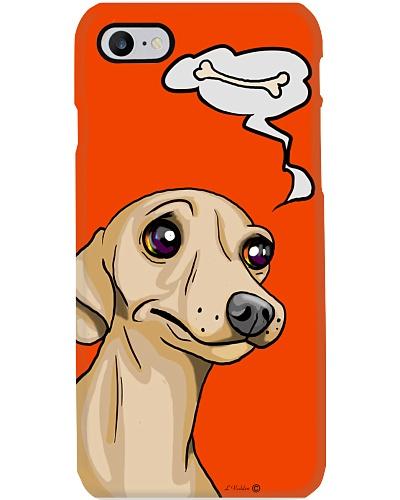 Greyhound Phone case Bone Dream