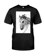 Horse Unique Art G2 Classic T-Shirt tile