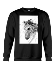 Horse Unique Art G2 Crewneck Sweatshirt thumbnail