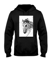 Horse Unique Art G2 Hooded Sweatshirt thumbnail