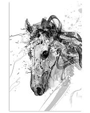 Horse Unique Art G2 24x36 Poster front