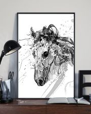 Horse Unique Art G2 24x36 Poster lifestyle-poster-2
