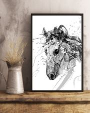 Horse Unique Art G2 24x36 Poster lifestyle-poster-3