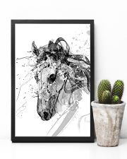 Horse Unique Art G2 24x36 Poster lifestyle-poster-8