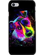 Jack Russell Water Color Art Splash ZX78 Phone Case thumbnail