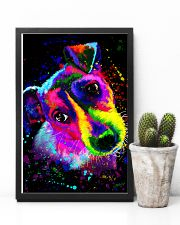 Jack Russell Water Color Art Splash ZX78 11x17 Poster lifestyle-poster-8
