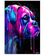 Boxer Poster Best Art V3 11x17 Poster front