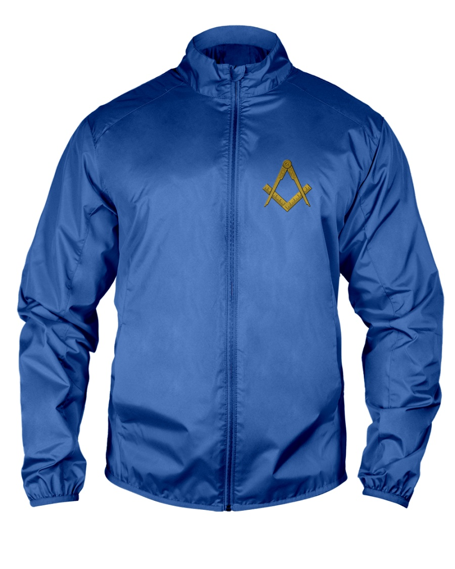 Freemason symbol jacket Lightweight Jacket