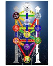 Kabbalah Tree of Life Poster 11x17 Poster front