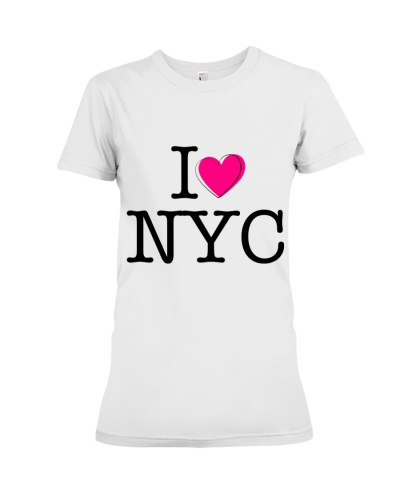 I love New York T-shert