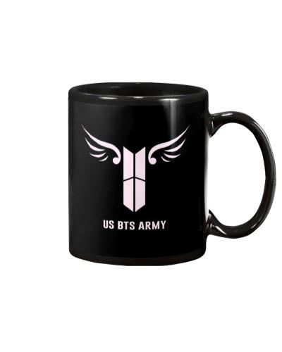 BTS ARMY MUG