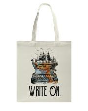 Write On Tote Bag thumbnail