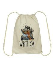 Write On Drawstring Bag thumbnail