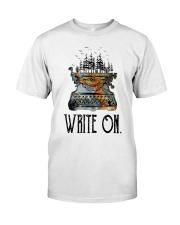 Write On Classic T-Shirt thumbnail