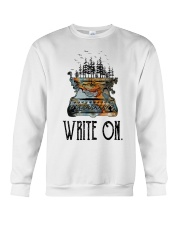 Write On Crewneck Sweatshirt thumbnail
