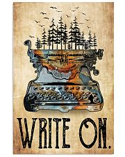 Write On 16x24 Poster front