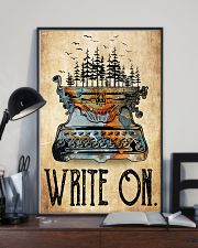 Write On 16x24 Poster lifestyle-poster-2