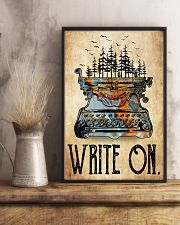 Write On 16x24 Poster lifestyle-poster-3