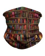 Vintage Book Neck Gaiter front