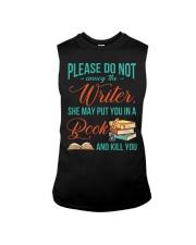 Do not annoy the Writer Sleeveless Tee thumbnail