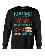 Do not annoy the Writer Crewneck Sweatshirt thumbnail