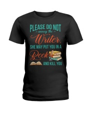 Do not annoy the Writer Ladies T-Shirt thumbnail