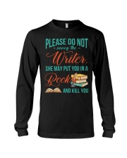 Do not annoy the Writer Long Sleeve Tee thumbnail