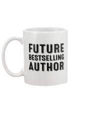 Future Bestselling Author Mug back