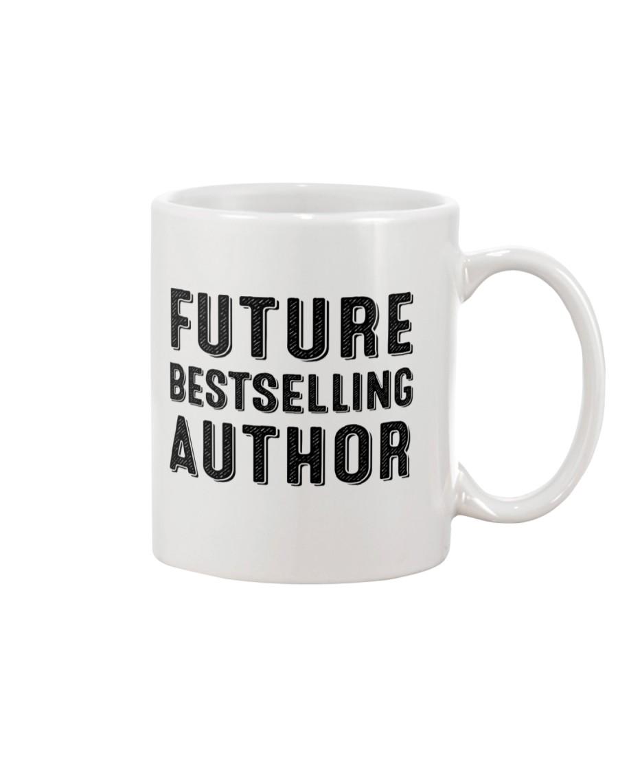 Future Bestselling Author Mug