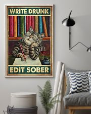 Write Drunk Edit Sober 11x17 Poster lifestyle-poster-1