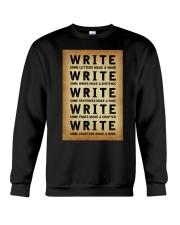 Write Crewneck Sweatshirt thumbnail