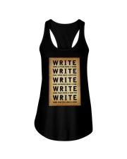 Write Ladies Flowy Tank thumbnail