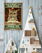 I read books and know things 11x17 Poster lifestyle-holiday-poster-2