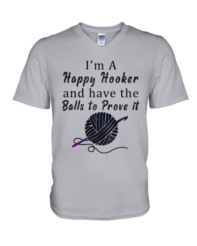 Im A happy hooker
