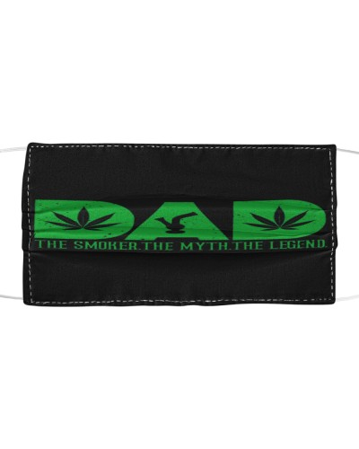 weed3-yours Cloth Face Mask