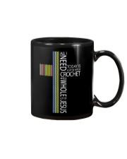 ALL-I-NEED-CROCHET-JESUS2 Mug thumbnail