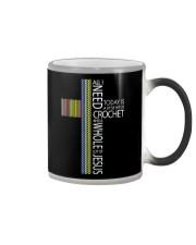 ALL-I-NEED-CROCHET-JESUS2 Color Changing Mug thumbnail