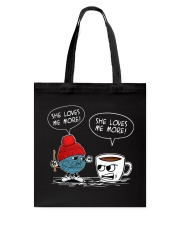 crochet-coffee Tote Bag thumbnail