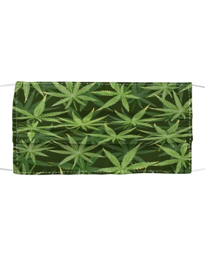 weed-yours Cloth Face Mask