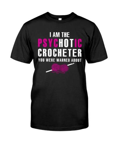 I AM THE PSYCHOTIC CROCHETER