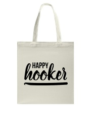 Happy Hooker Tote Bag tile