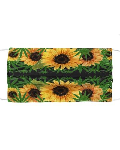 weed10-yours Cloth Face Mask
