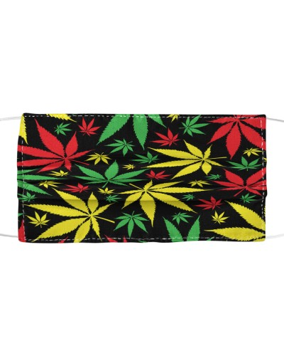 weed2-yours Cloth Face Mask