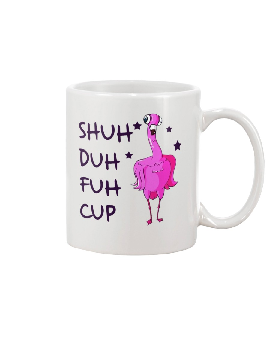 shuh duh fuh cup Flamingo