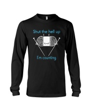 I'M COUNTING Long Sleeve Tee tile