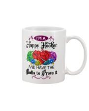 I'M A HAPPY HOOKER - CROCHET2 Mug thumbnail