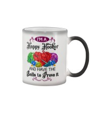 I'M A HAPPY HOOKER - CROCHET2 Color Changing Mug thumbnail