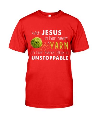 Jesus and Yarn