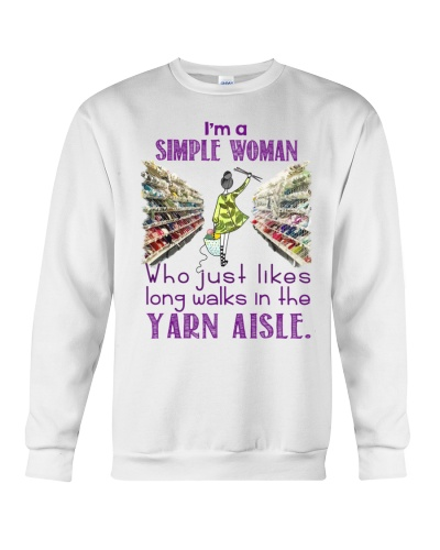 YARN SIMPLE WOMAN