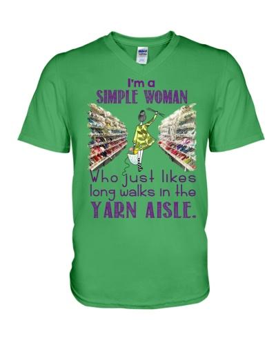 YARN SIMPLE WOMAN